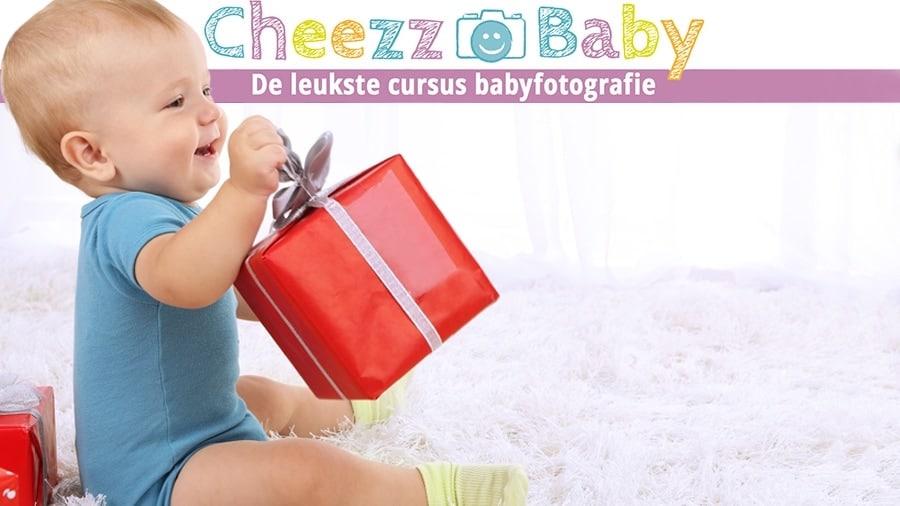 Hoe maak je mooiste babyfoto's op eerste verjaardag van baby