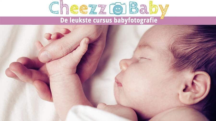 Hoe maak je mooiste babyfoto's op geboortedag van de baby
