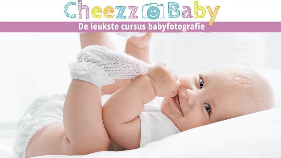leukste babyfoto's van een 5 tot 6 maanden oude baby maken