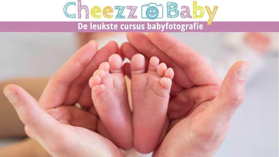 leukste maandelijkse babyfoto's uit het eerste levensjaar van een baby